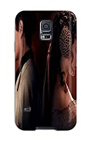 DanRobertse TTLbcQM4664qhOqx Case Cover Skin For Galaxy S5 (star Wars Attack Clones Sword Lightsaber)