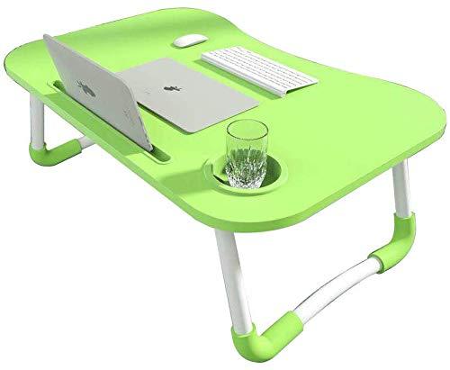 Yuany Mesa Plegable para Cama Mesa para computadora portátil Mesa ...
