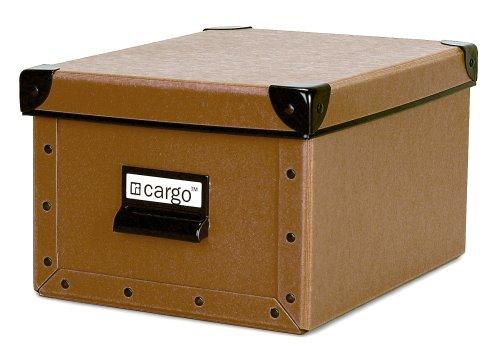 CarGo Naturals Media Box, Nutmeg, 8-Pack