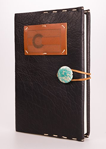 (Refillable Colorado Flag Leather Journal + 220 Blank Pages 5.5
