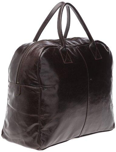 Sous Les Pavés Diabolo - Bolso de hombro unisex marrón - marrón