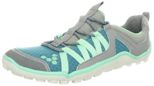 Vivobarefoot Vivo BarefootBreatho Trail L - Zapatillas de Running Mujer Gris - Gris - gris