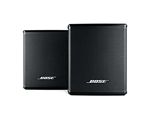 Bose Surround Speakers, Black - 809281-1100 (Bose Sound Bar For Tv)
