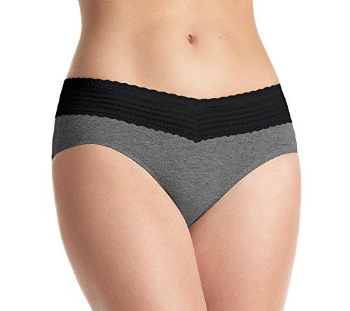 Warners Cotton Panties - 1