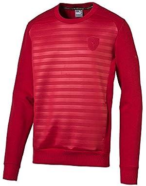 Mens Ferrari Concept Crew Neck Sweatshirt
