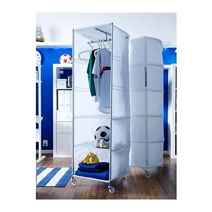 eLisa8 IKEA PS - Armario ordenado, Blanco: Amazon.es: Hogar