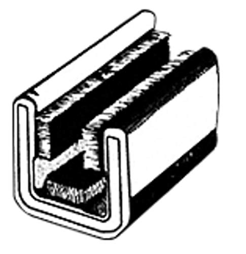 CRL Channel for Chevy and GMC Trucks without Framed Glass 1950-1962 - 60 in ()