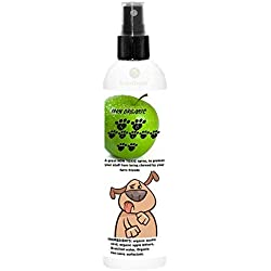 SunGrow Anti-Chew Spray: Deters Chewing and Biting by Dogs, Cats, Ferrets & Rabbits - Alcohol-Free & Veterinary-Approved Formula - Protects Your Home & Furniture from Damage