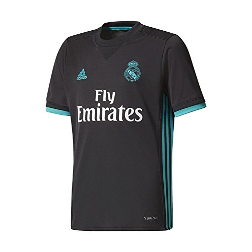 Real Benzema Madrid (adidas Real Madrid CF Away Youth Jersey [BLACK] (M))