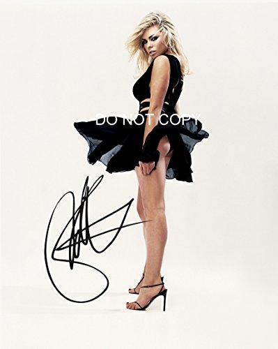 Billie Piper of Doctor Who reprint signed gorgeous 8x10 photo #3 RP Rose ()