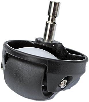 Jajadeal Roue de Roulette de Rechange pour Roomba 500 600 700 800 900 Series Aspirateur Roue de secours