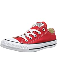 Chuck Taylor All Star Ox Red 37 M EU / 6.5 B(M) US Women...