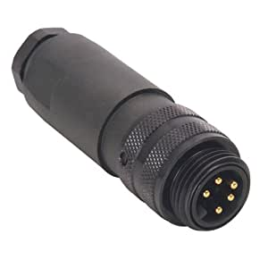 MARETRON MINI FIELD ATTACHABLE CONNECTOR (MALE)