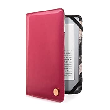 sale retailer fb66e c11d7 Ted Baker Kindle Touch Cover Folio CASE: Amazon.co.uk: Camera & Photo