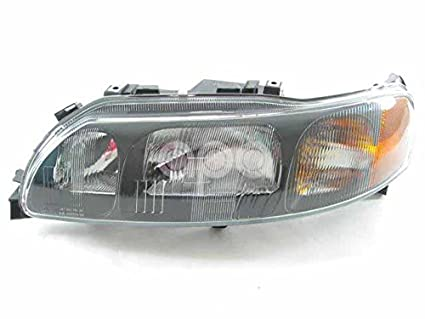 Amazon.com: Volvo S60 Replacement Headlight embly Halogen ... on