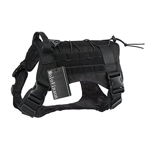 k9 patrol harness - 3