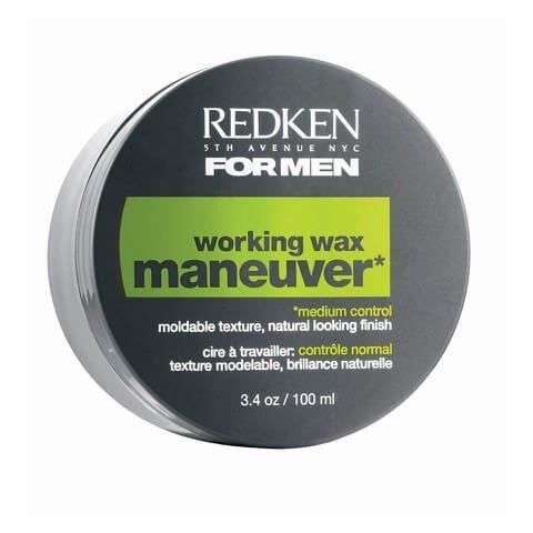 (REDKEN Men's Maneuver Working Wax)