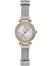 جس ساعة رسمية للنساء - W1009L4