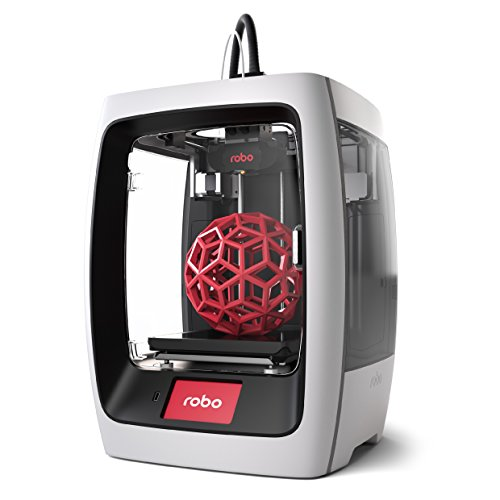 Robo R2 Smart Assembled 3D Printer with WiFi,