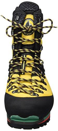 La Sportiva Nepal Evo Gtx - Zapatillas de escalada unisex, color amarillo, talla 44.5