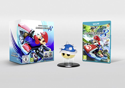 Edition with Spiny Blue Shell Collector's Item UK PAL Version[Nintendo Wii U] NEW ()