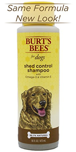 Burts-Bees-for-Dogs-Shed-Control-Shampoo