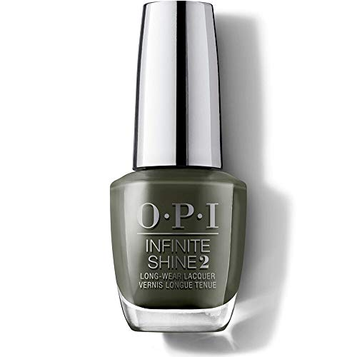 OPI Infinite Shine, Things I Have Seen in Aber-Green, 0.5 Fl Oz
