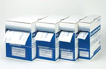 8862-9580メディコム滅菌ロール350mmx200m(内寸330mm) B0051S6NXO