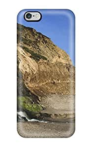 GiVmmhs1834xjPAE Tpu Case Skin Protector Iphone 5/5S Falls To The Ocean Rock Water Beach Nature Other With Nice Appearance