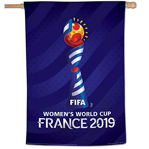 WinCraft 2019 Womens World Cup France Banner Flag ()