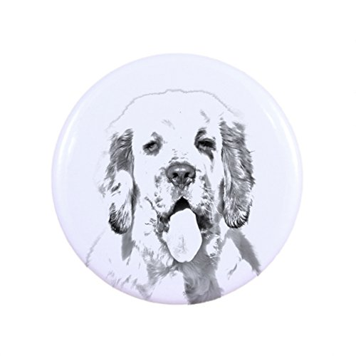 Clumber Spaniel, a Magnet with a Dog