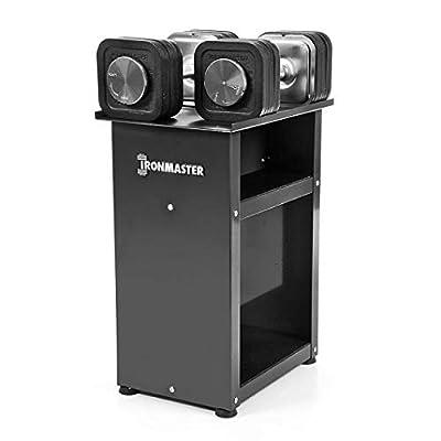 Ironmaster 75 lb Quick-Lock Adjustable Dumbbell System