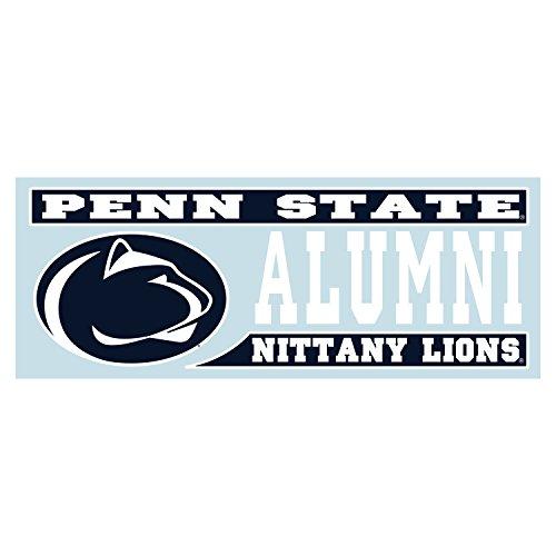 Penn State Decal PENN ST LION ALUMNI DECAL 6