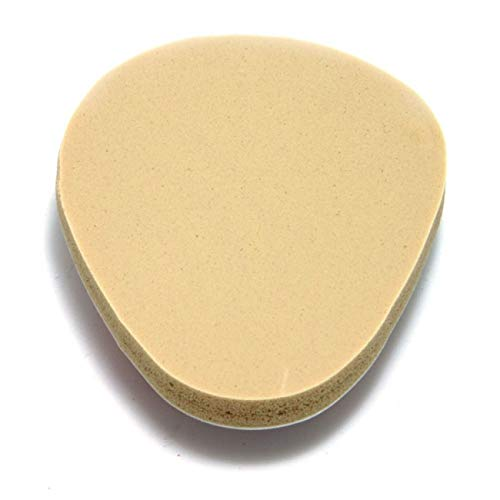 Metatarsal Firm Tan Foam Foot Pad - 1/4 Thick - 6 Pairs (12 Pieces)