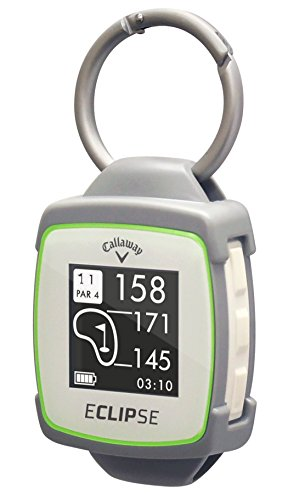 Callaway ECLIPSE Golf GPS, White by Callaway