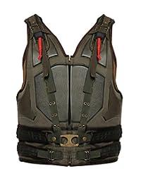 Fashion Avenue Batman Bane Faux Leather Motorcycle Vest (The Dark Knight Rises)