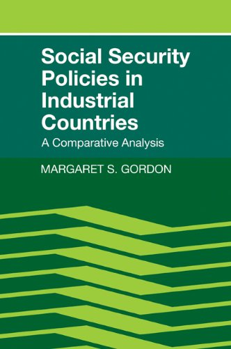 Social Security Policies in Industrial Countries: A Comparative Analysis