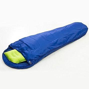 SUHAGN Saco de dormir Durante La Primavera Y El Otoño Adulto Ultra Light Sacos De Dormir