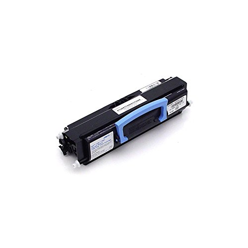 GLB Premium Quality Compatible Dell 1720 310-8709 GR332 Black Laser Toner Cartridge Replacement For Dell 1720 1720dn - Black Cartridge High Resolution