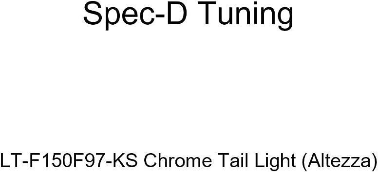 Spec-D Tuning LT-ACD984-KS Chrome Tail Light Altezza