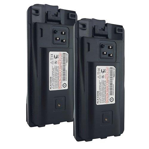 2020 Radio - 2PACK - Li-Ion Battery(s) for Motorola CP110, RDU2020, RDV2020 Radio
