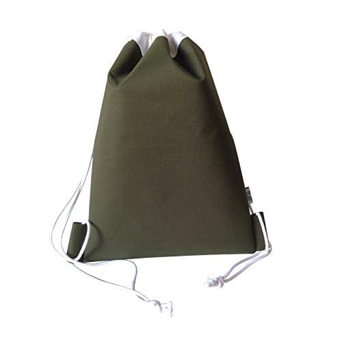 Grand sac imperméable piscine sport polyester kaki uni