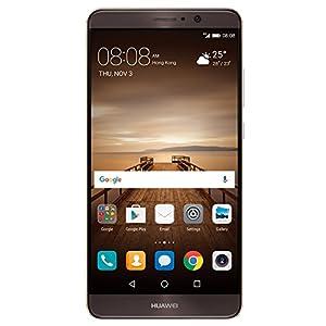 Huawei Mate 9 6GB Ram 128GB Storage Mocha - Dual SIM, 4G LTE, Multi-Language, Google Play Store, 1 Year Warranty