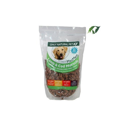 Only Natural Pet Grain-Free MaxMeat Air Dried Lamb & Cod Dog Food