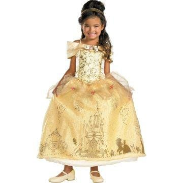 Storybook Belle Prestige Child Costume - X-Small (Storybook Belle Costume)