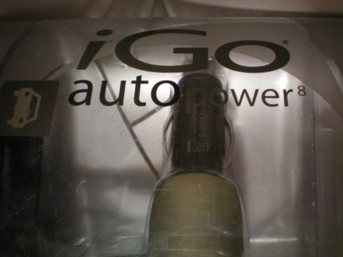 Igo Power Supply (iGo auto power ... power your mobile devices with a single in-vehicle power adapter ... mobile phones, PDAs, handhelds, MP3s)
