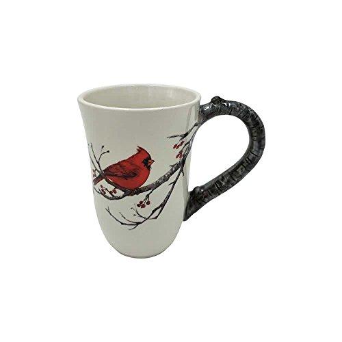Red Flower Mug - 7