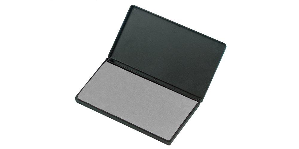 "Premium Quality Felt Pad 2-3//4/"" by 4-1//4/"" MaxMark Large Blue Stamp Pad"