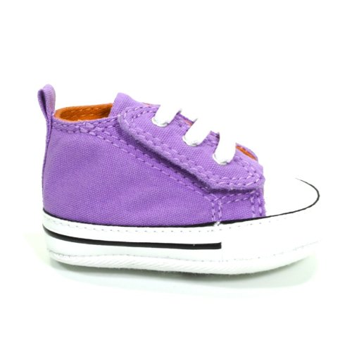 f2de8042b3bf54 Converse Chuck Taylor First Star Easy Slip (Infant) - Lavender Glow-3 - Buy  Online in Oman.