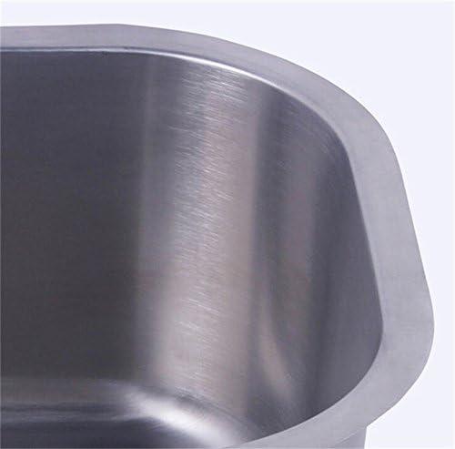 1600 mm UNGETEILT Edelstahl Handlauf V2A 33,7mm 240K geschliffen Wandhandlauf mit leicht gew/ölbter Endkappe